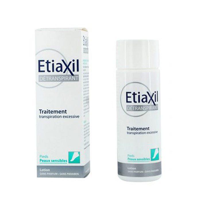 Lotion Etiaxil traitement Detranspirant