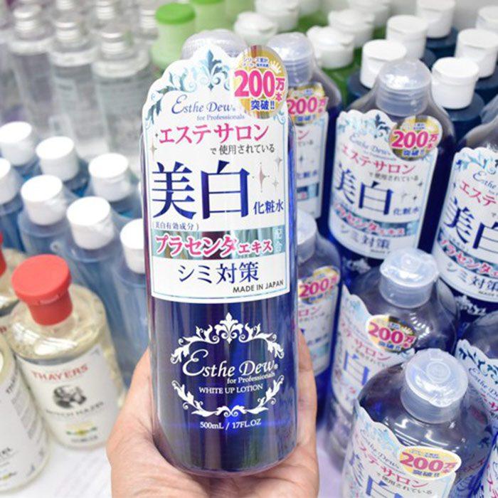 Nước Hoa Hồng ESTHE DEW for Professional ESTHE DEW for Professional WHITE UP LOTION