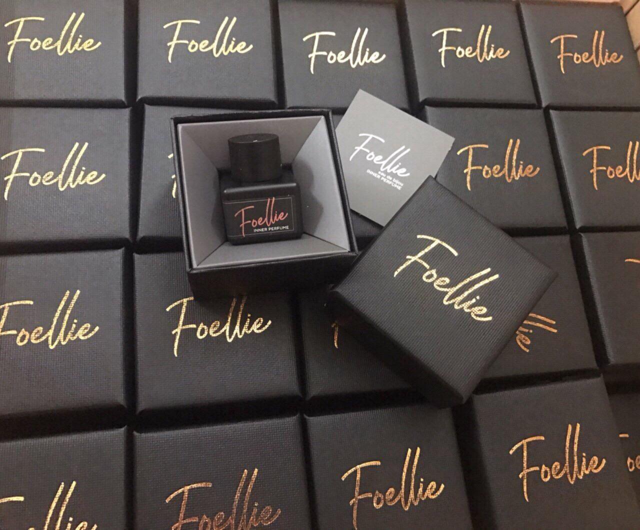 Review Nước Hoa Vùng Kín Foellie Innerb Perfume có tốt không】