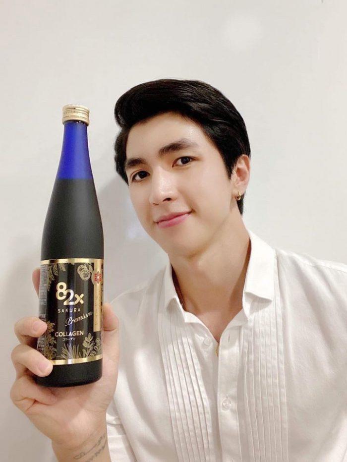 Nước Uống Collagen 82x Sakura Premium 120000mg mẫu mới