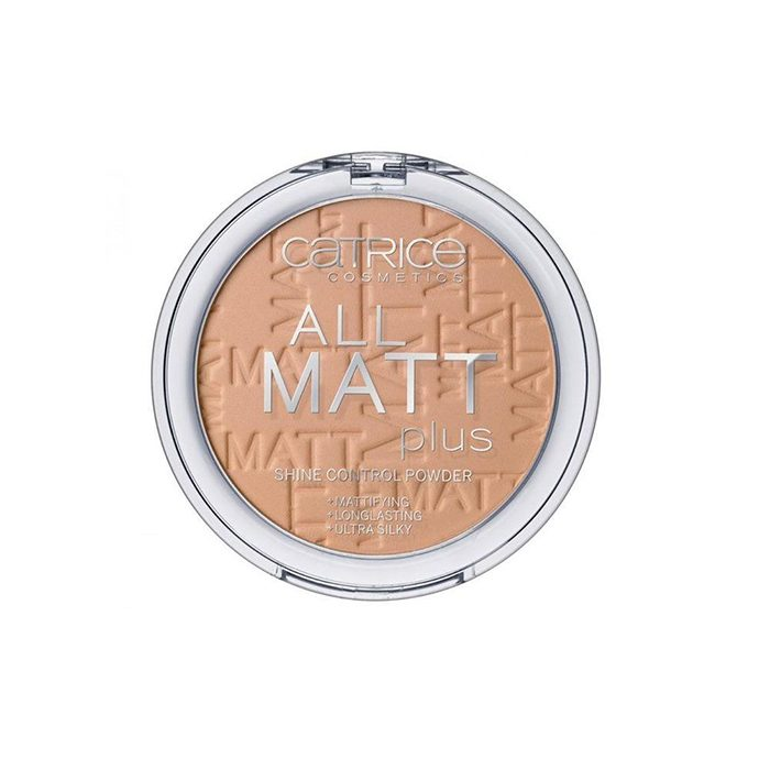 Phấn phủ Catrice All Matt Plus Shine Control Powder