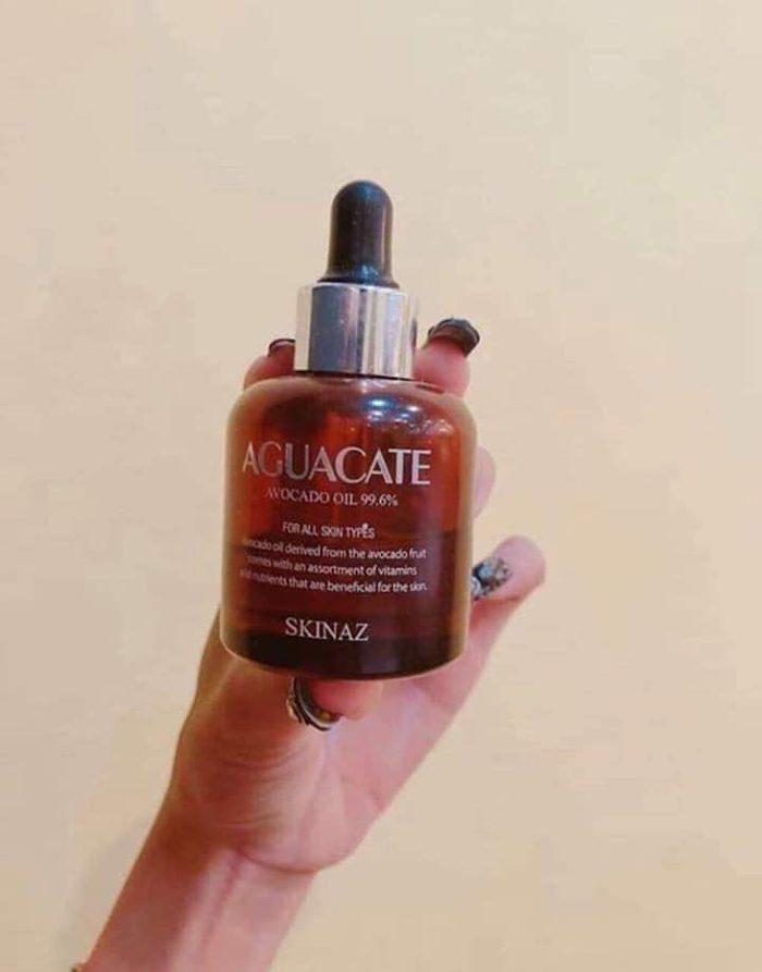 Tinh chất bơ Skinaz Aguacate Avocado Oil 99.6%