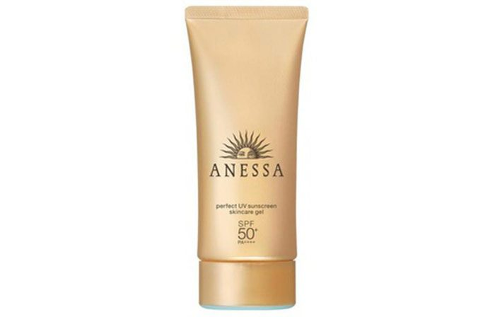 Kem Chống Nắng Anessa Perfect UV Sunscreen Skincare Gel SPF 50+ PA++++