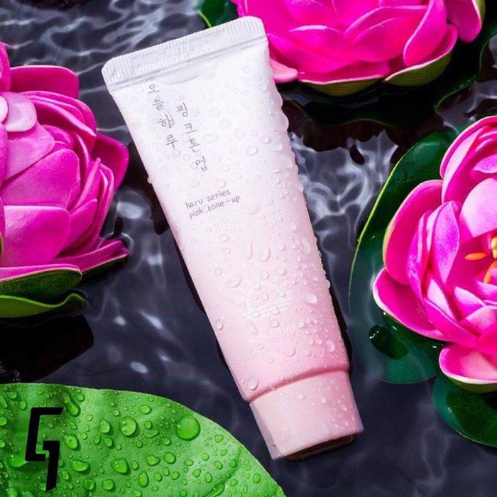 Kem Black Rouge haru series pink Tone up