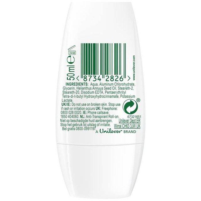 Lăn khử mùi Simple Soothing Anti-Perspirant