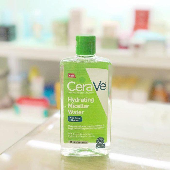 Nước tẩy trang CeraVe Hydrating Micellar Water