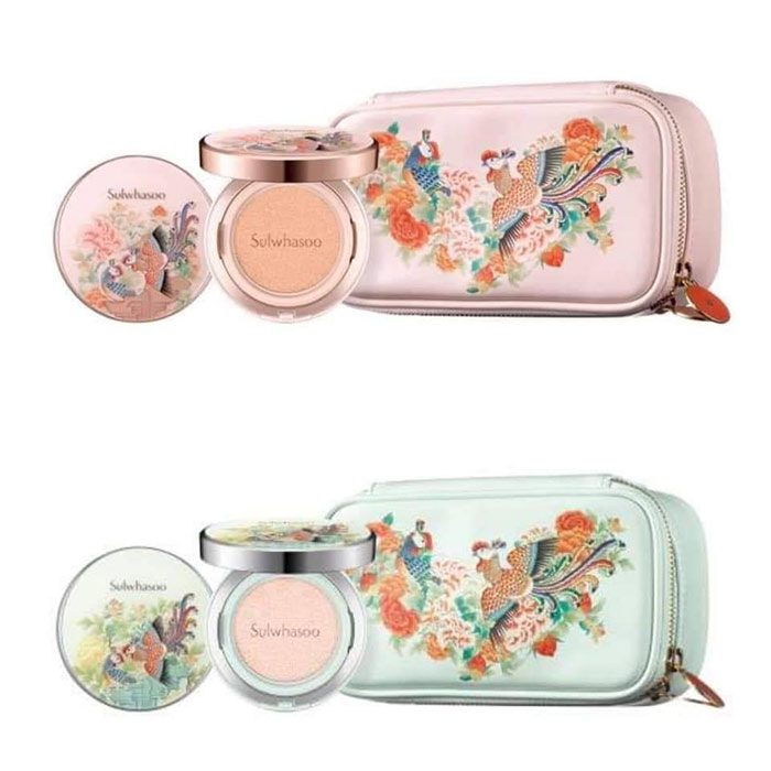Phấn nước sulwhasoo Snowise Brightening Perfecting cushion ex