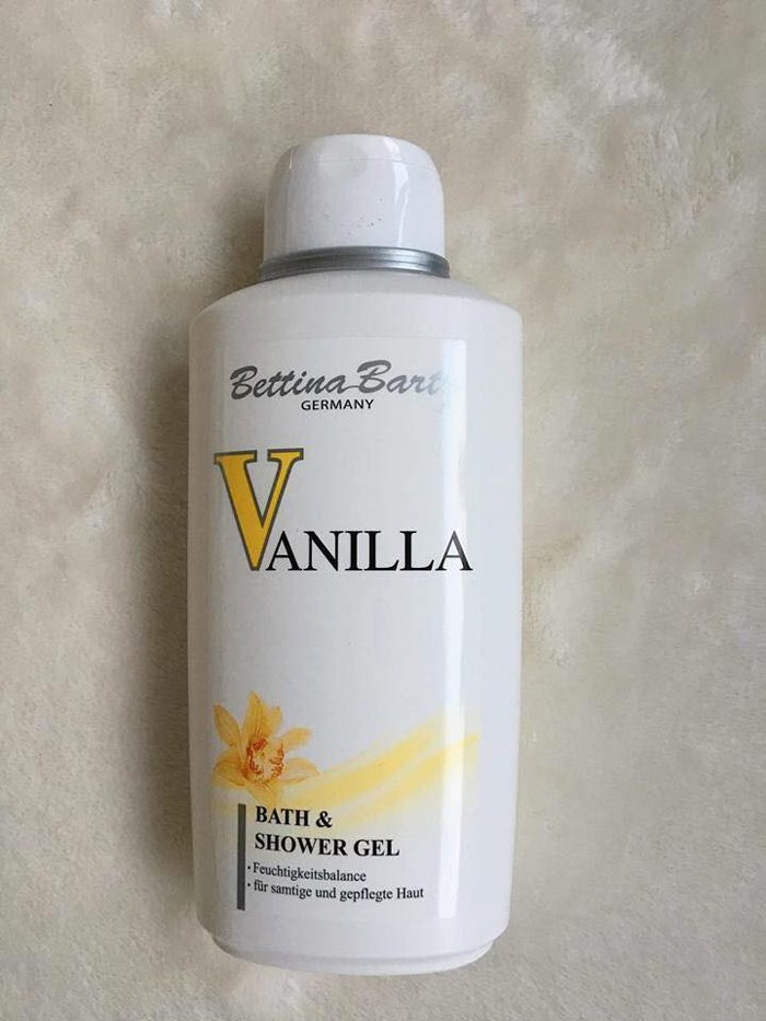 Sữa tắm Bettina Barty Vanilla  musk