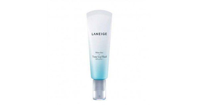 Kem Dưỡng Laneige White Dew Tone-up Fluid SPF35/PA++