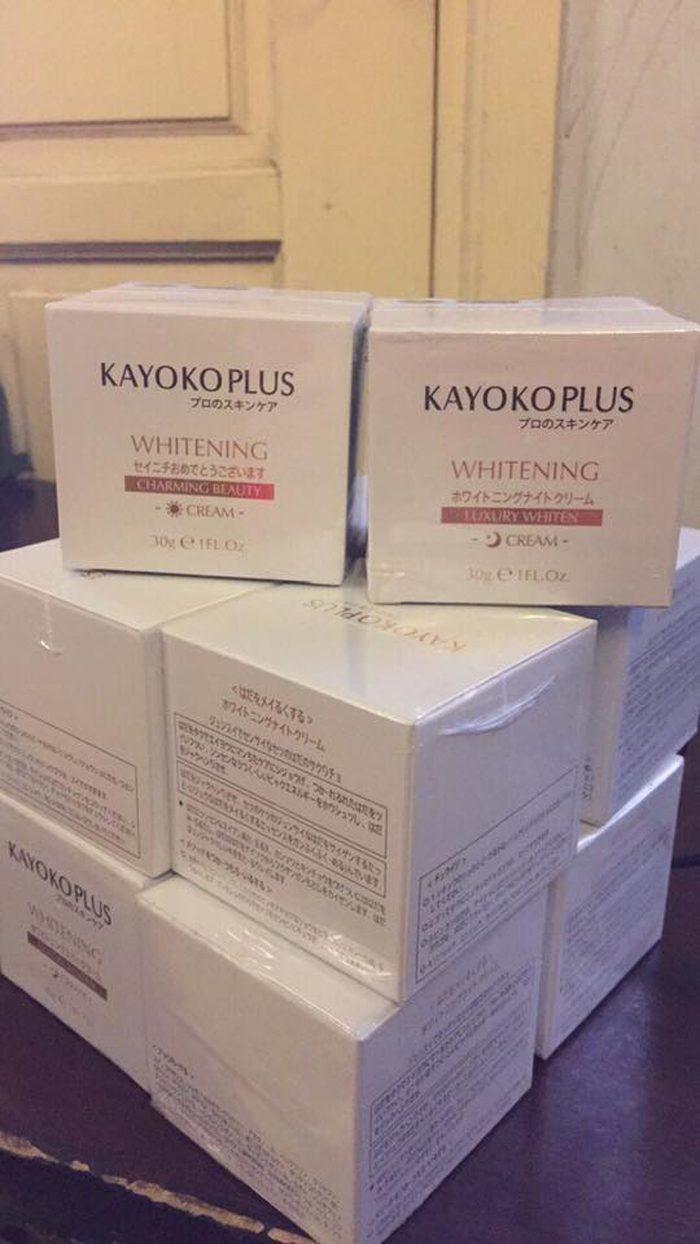 Bộ Mỹ Phẩm Kayoko Plus