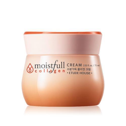 Kem dưỡng Etude House Moistfull Collagen Cream