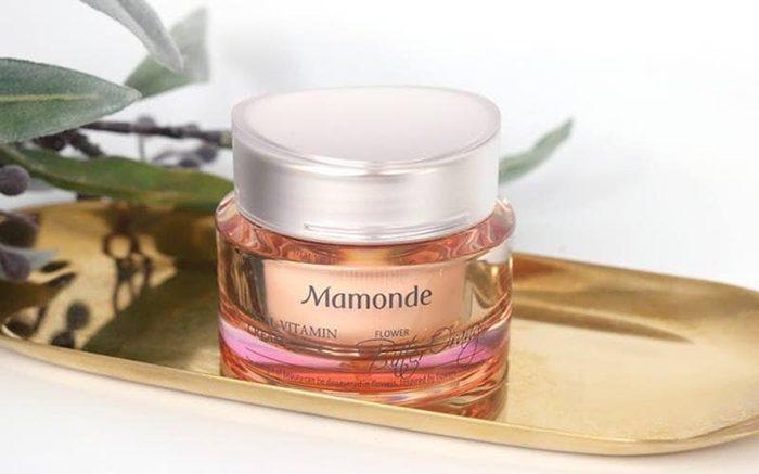 kem dưỡng mamonde vital vitamin cream
