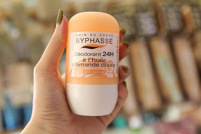 Lăn khử mùi Byphasse Déodorant 24h Roll On