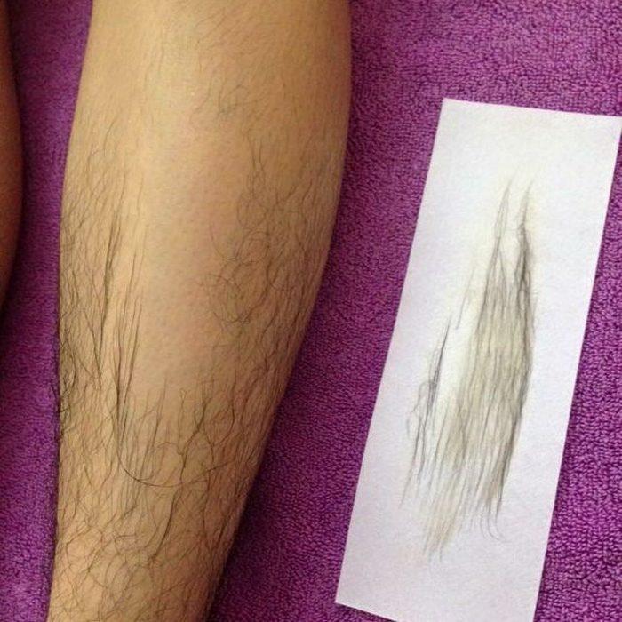 Miếng Dán Tẩy Lông Veet Wax Strips Easy Gelwax Technology – Sensitive Skin