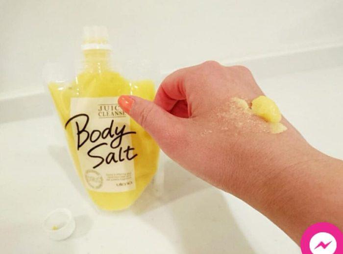 Muối tẩy tế bào chết Utena Body Salt Juicy Cleanse – 【Mỹ phẩm Hàn ...