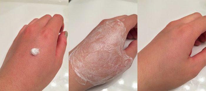 Sữa rửa mặt The face shop White Seed Exfoliating Foam Cleanser