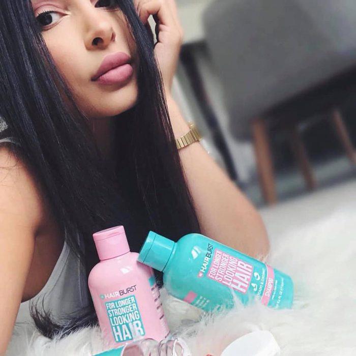 dầu gội HairBurst For Longer Stronger Hair