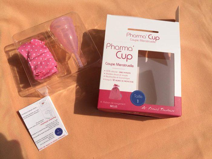 Cốc nguyệt san Pharma Cup Coupe Menstruelle