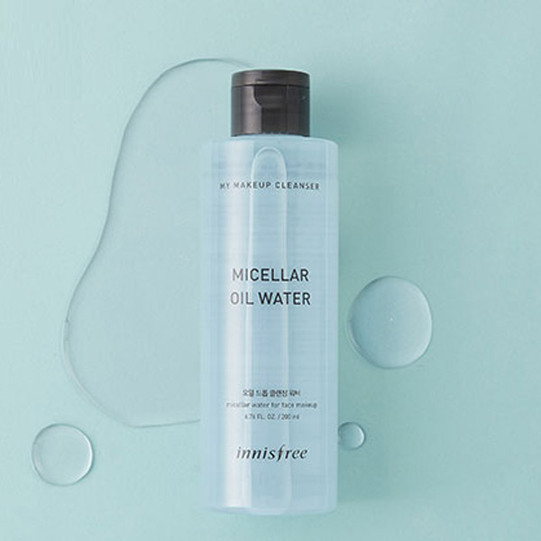Nước Tẩy Trang Innisfree My Makeup Cleanser Micellar Oil Water
