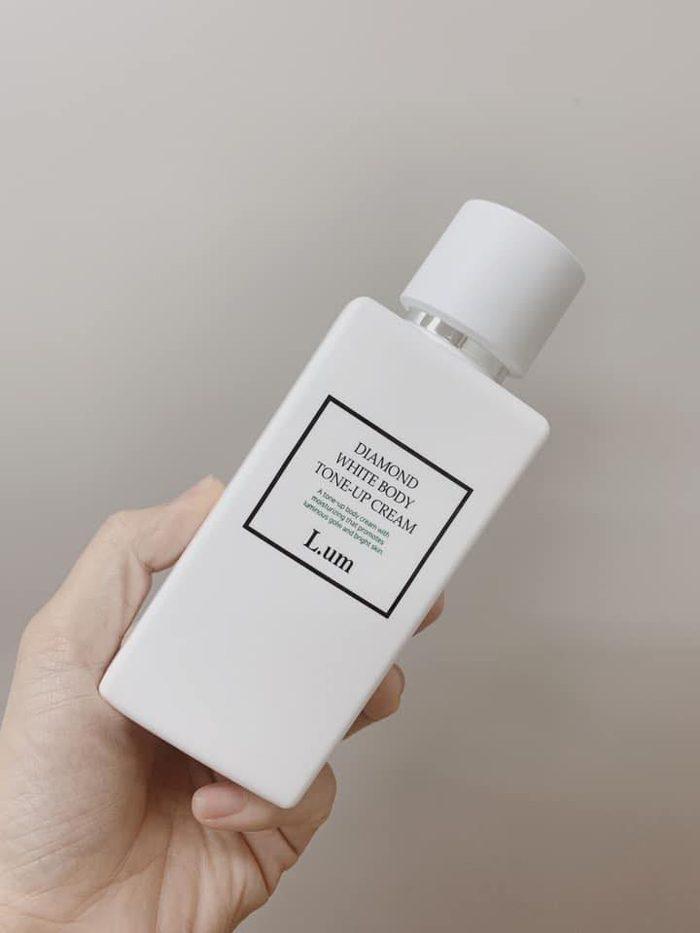 kem L.um Diamond White Body Tone-Up Cream