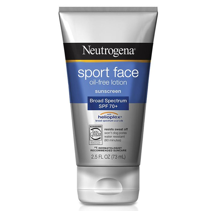 Kem chống nắng Neutrogena Sport Face Oil Free Lotion SPF 70
