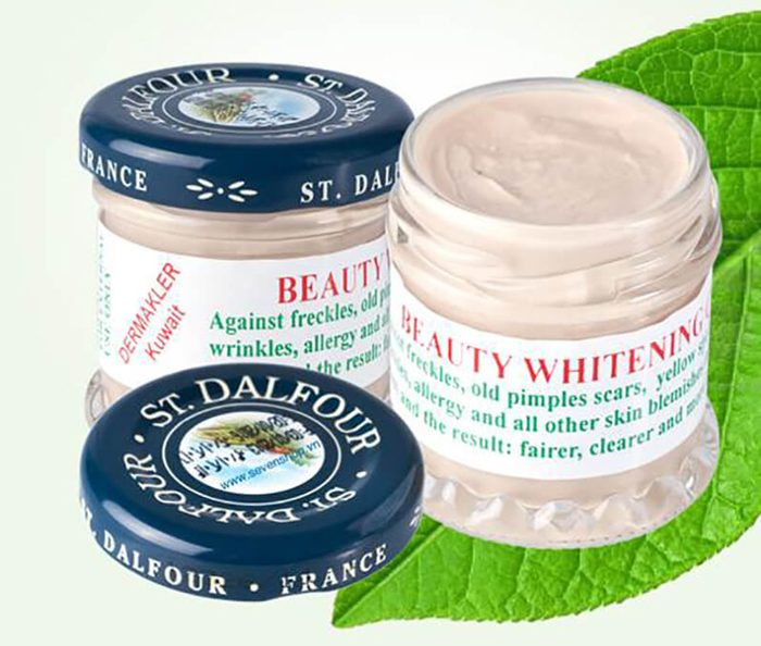 Kem Dưỡng Trắng Da St Dalfour Beauty Whitening Excel Cream