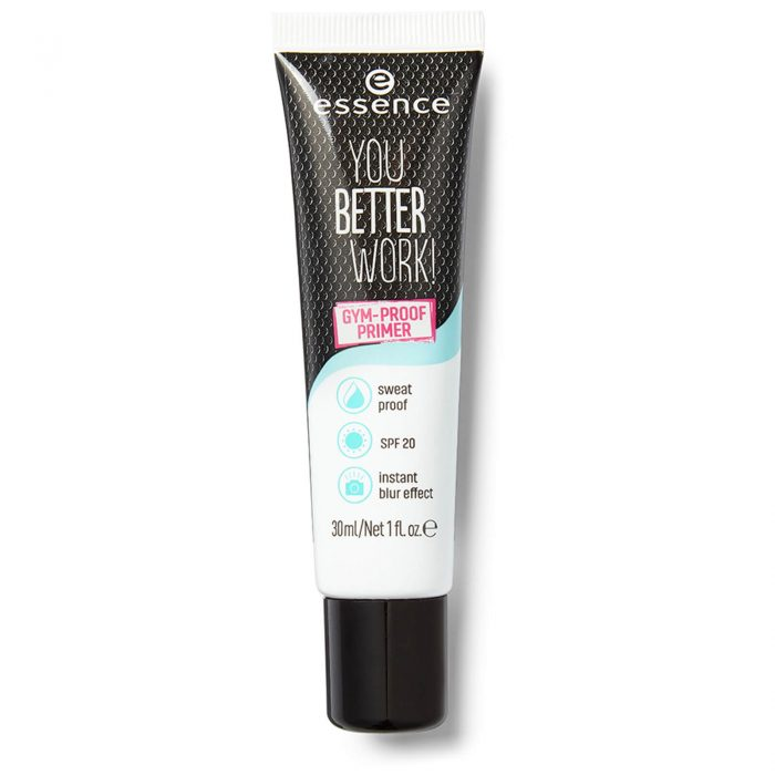 Kem lót Essence You Better Work Gym-proof primer