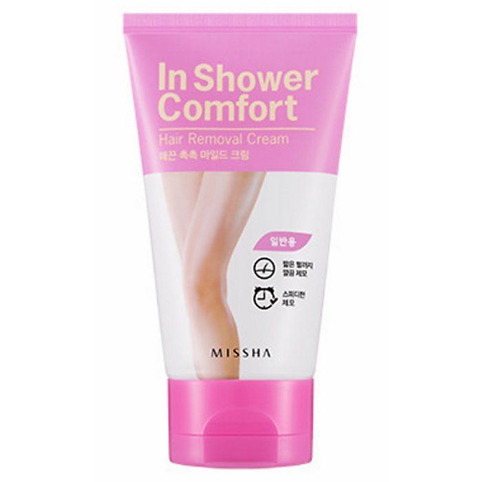 Kem tẩy lông Missha In Shower Comfort Hair Removal Cream