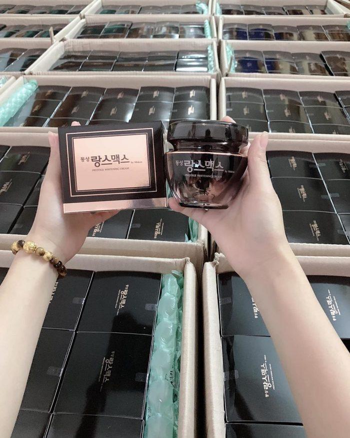 Kem dưỡng Trắng Miskos Prestige Whitening Cream
