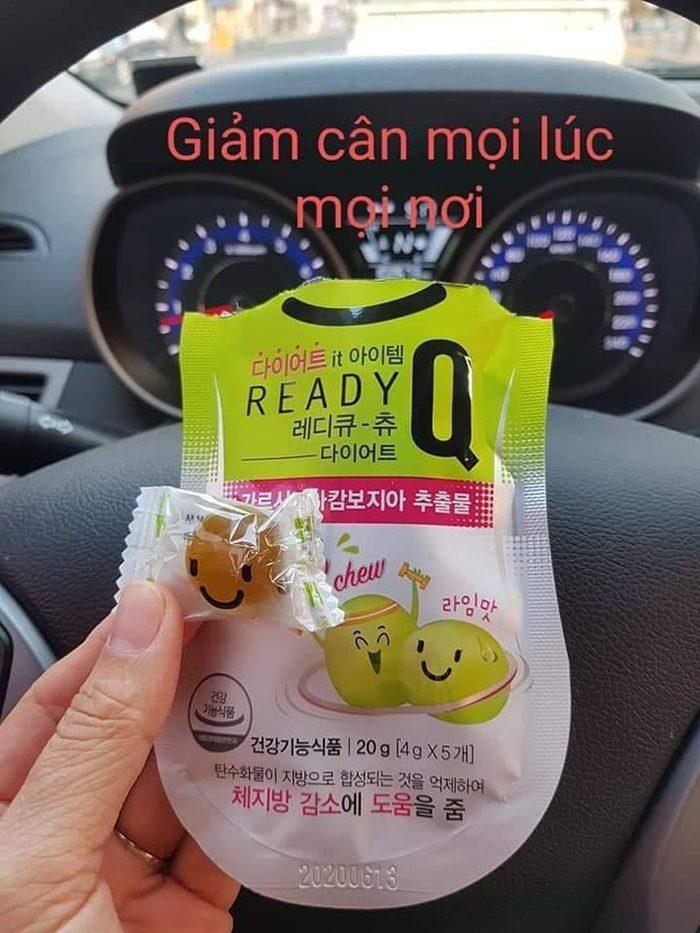 Kẹo giảm cân Diet Chew Ready Q