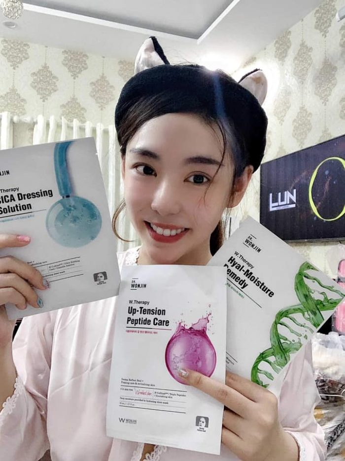 Mặt nạ Dr.Wonjin W.Therapy