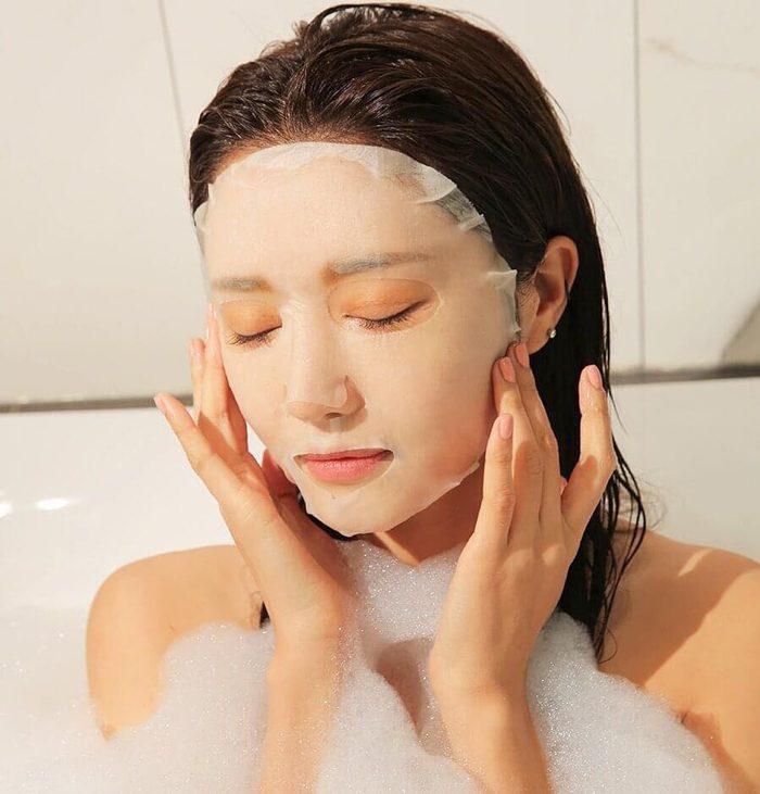 Mặt nạ 3D Foodaholic Natural Essence Mask