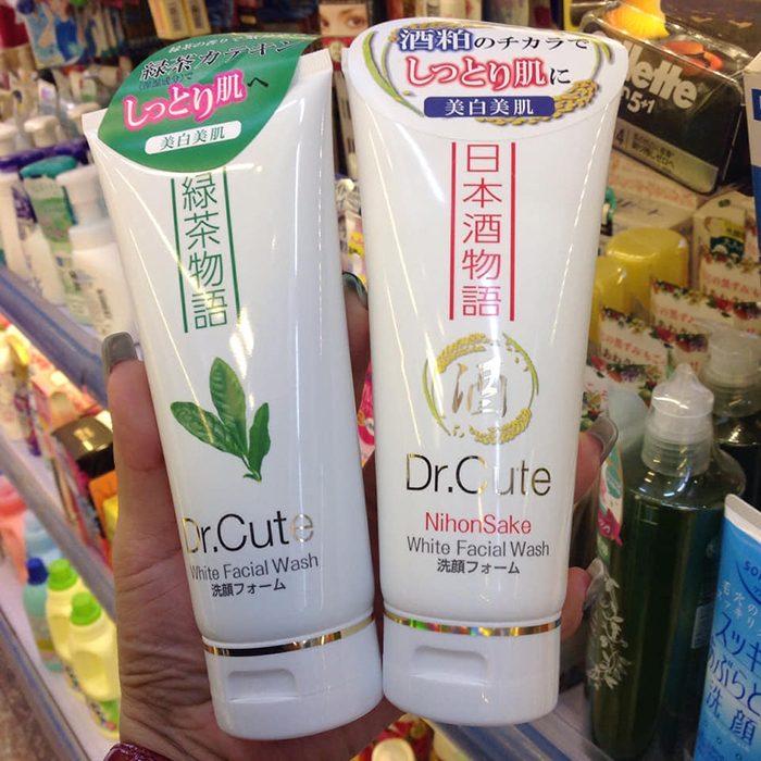 Sữa rửa mặt Dr.Cute White Facial Wash