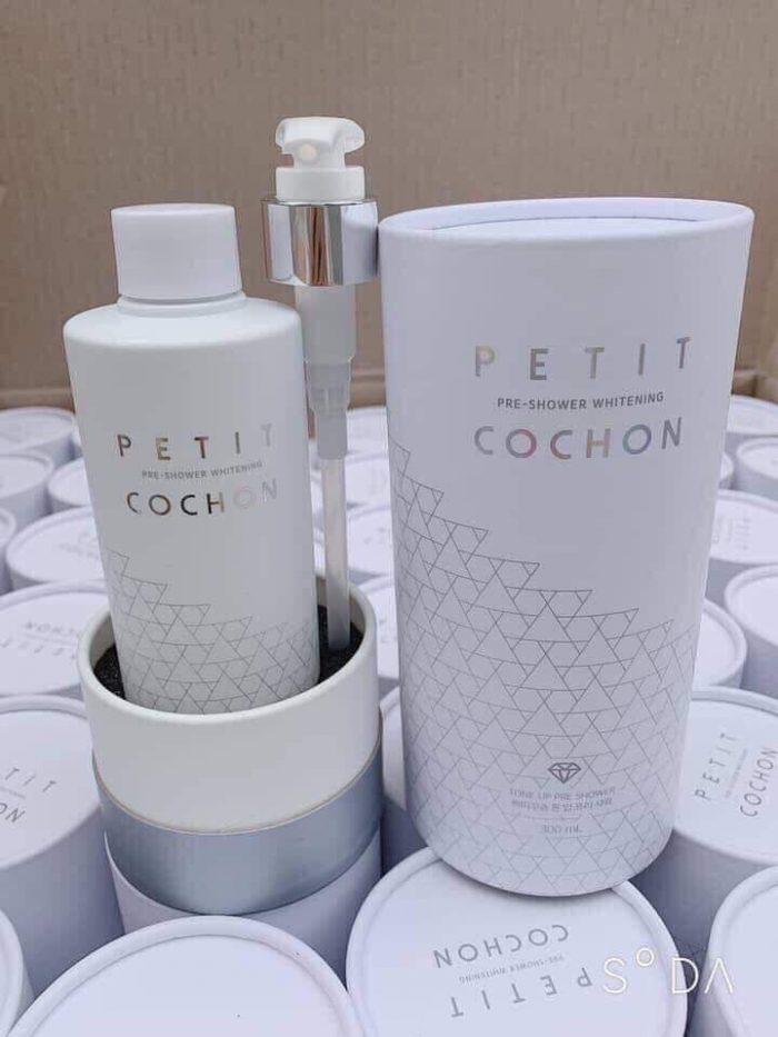 Sữa tắm trắng Petit Cochon