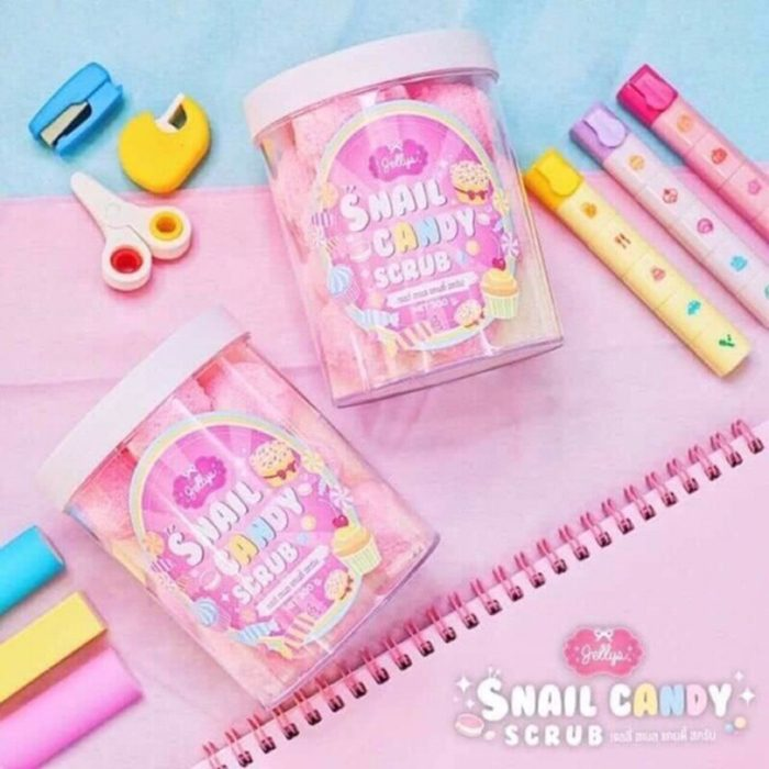 Tẩy da chết Snail candy scrub