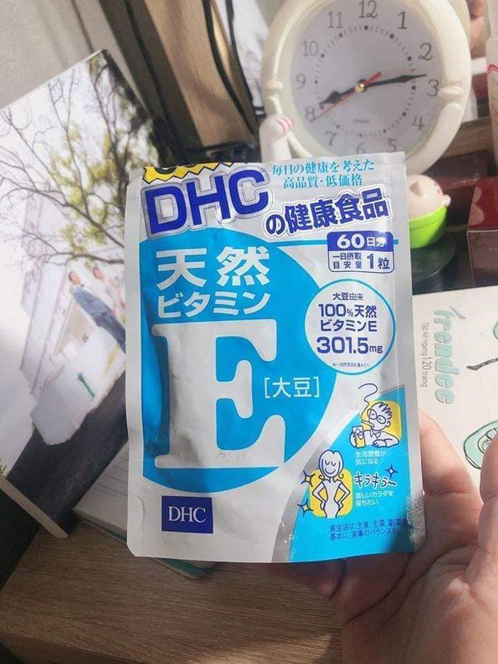 Viên uống Vitamin E DHC