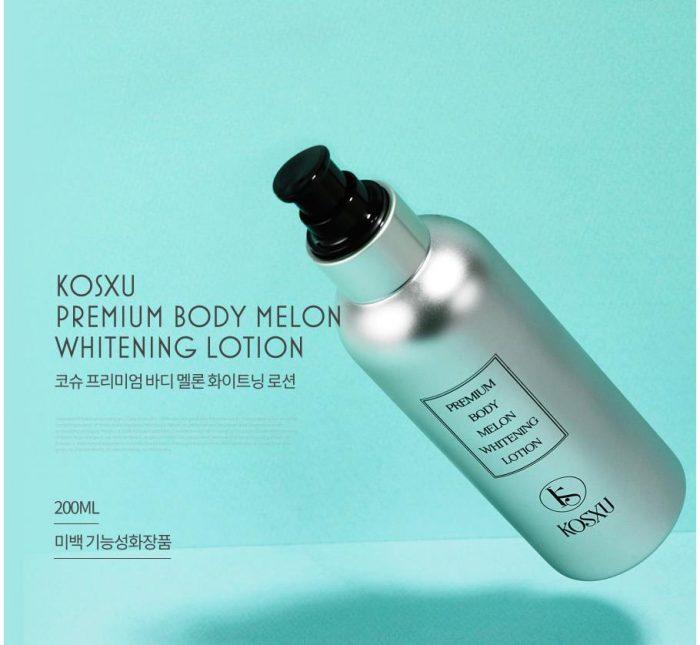 Kosxu Premium Body Melon Whitening Lotion