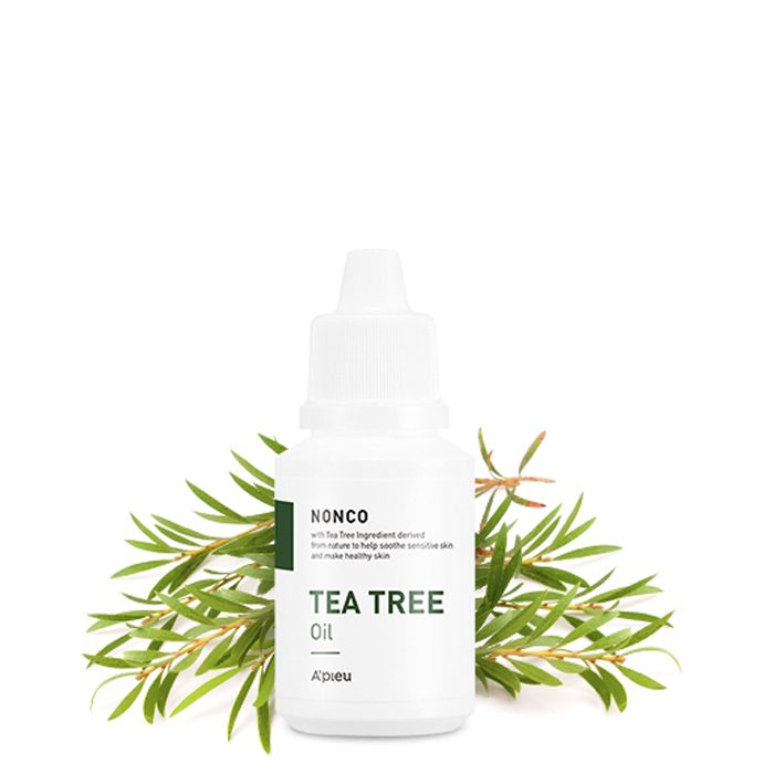 Tinh Dầu Tràm Trà A'pieu Nonco Tea Tree Oil