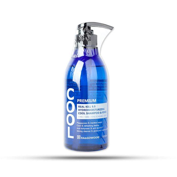 Dầu Gội Real Kill 9.9 Ra&Gowoori Cool Premium