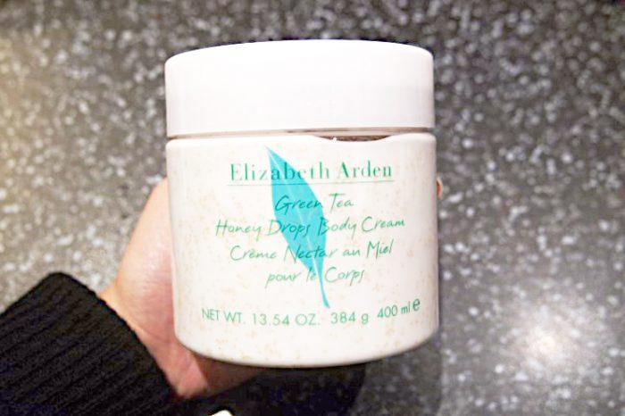 Sữa dưỡng thể Elizabeth Arden Green Tea Honey Drops Body Cream