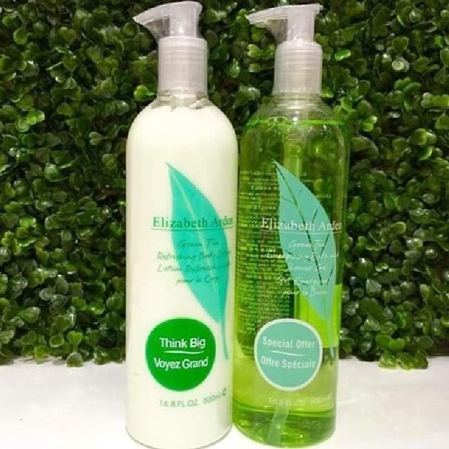 Sữa dưỡng thể Elizabeth Arden green tea refreshing body lotion
