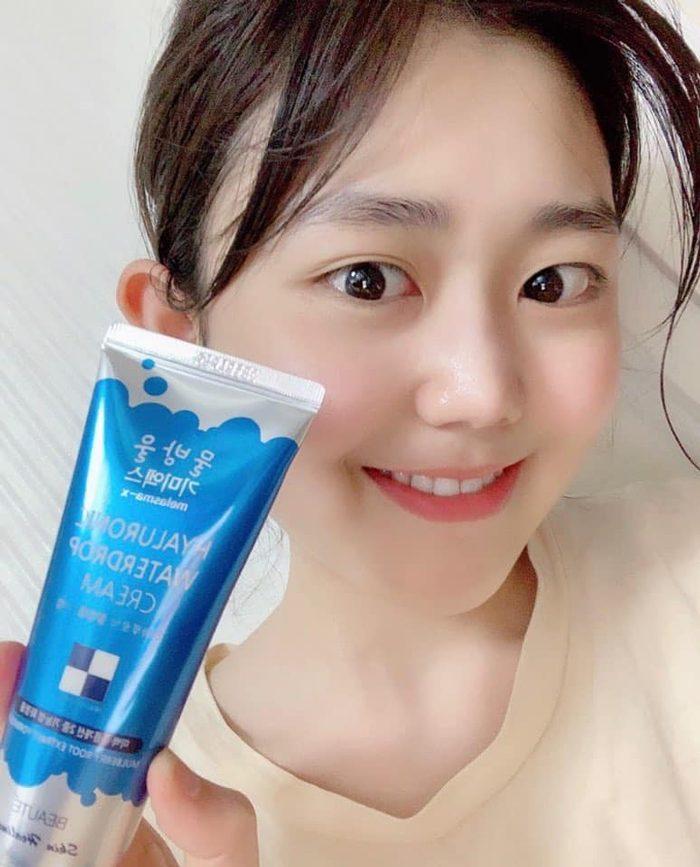Kem dưỡng ẩm Melasma-X Hyaluronic water drop cream