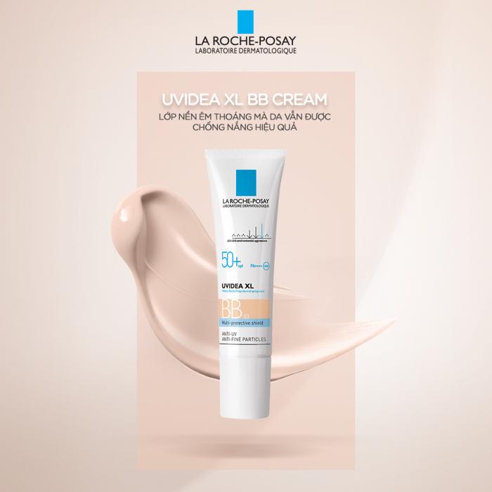 Kem chống nắng La Roche Posay UVIDEA XL BB Cream SPF 50 PA+++