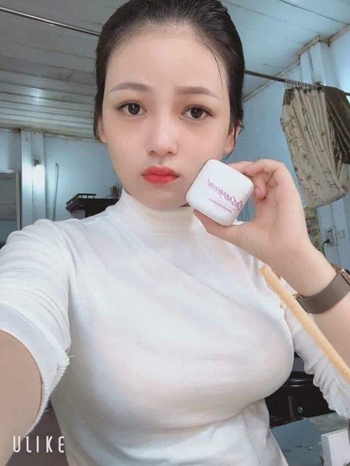 Kem dưỡng trắng da onsaemeein whitening milky soft cream