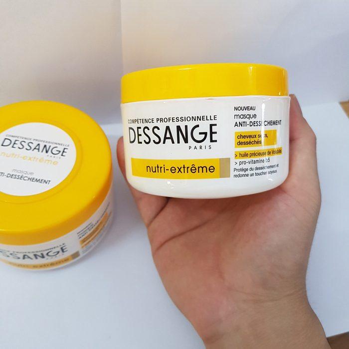 Kem ủ tóc Dessange Nutri - Extrême