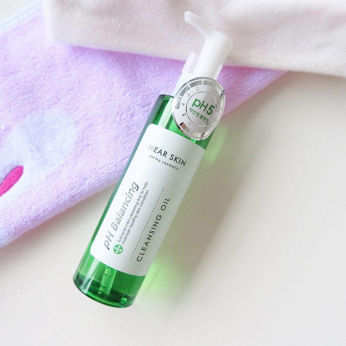 Dầu tẩy trang Missha Near Skin pH Balancing Cleansing Oil