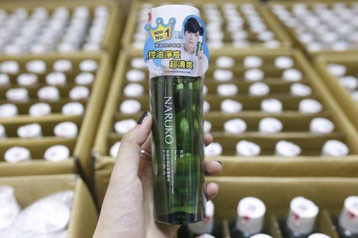 Nước hoa hồng Naruko Tea Tree Shine Control & Blemish Clear Toner