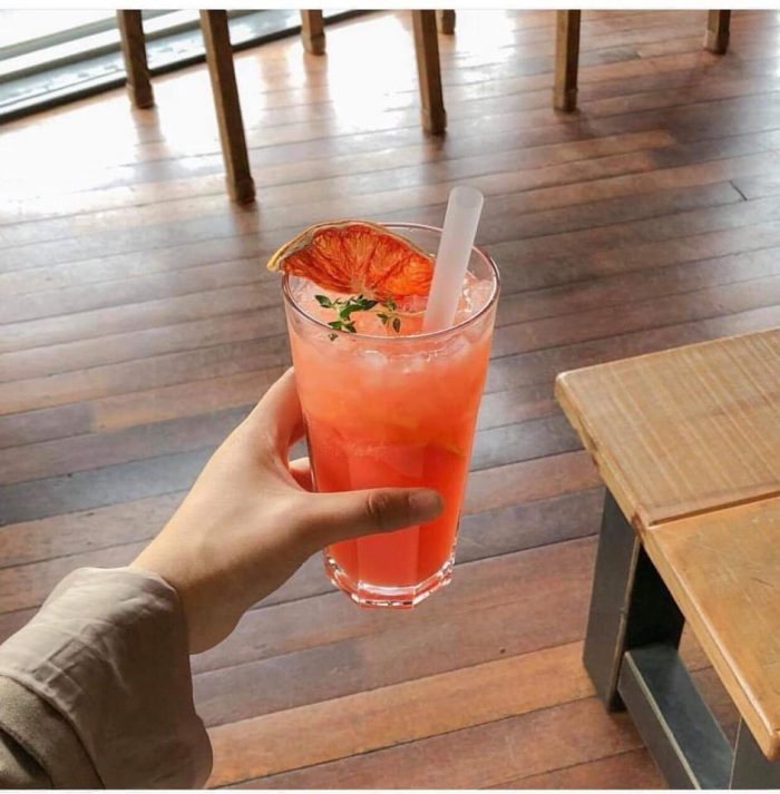 Real Grapefruit Vita tok tok sanga