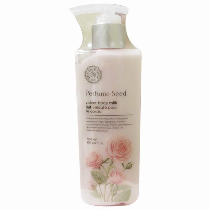 Sữa dưỡng thể Perfume Seed Velvet Body Milk The Face Shop