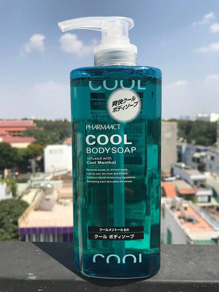 Sữa Tắm Pharmaact Cool Body Soap